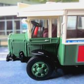 FASCICULE N°1 BUS RENAULT TN6C2 RATP 1932 IXO 1/72 - car-collector.net
