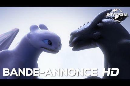 DRAGONS 3, NOUVELLE BANDE-ANNONCE !