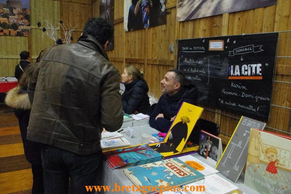 du 15 au 17 mars, se déroulait la 6ème édition du festival rue des livres. Sur le site Guy Ropartz, à Rennes.