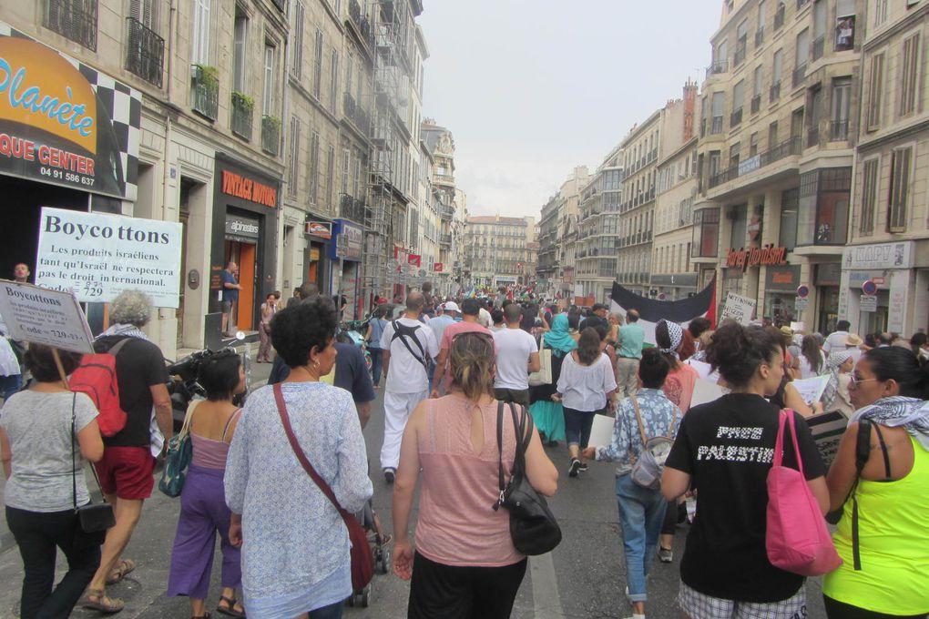Si Paris vaut bien une messe, Gaza mérite toutes les manif's de Marseille