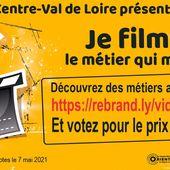 Votez pour votre vidéo préférée ! | Orientation Centre-Val de Loire