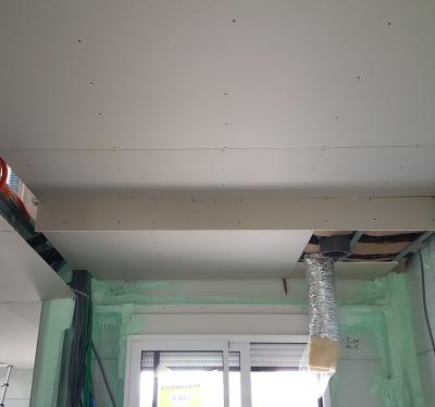 Plafonds (presque) finis!