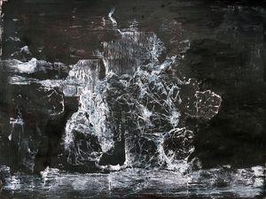 Jacqueline Putatti 2015 - Idées de peintures 72 (Monotypes)