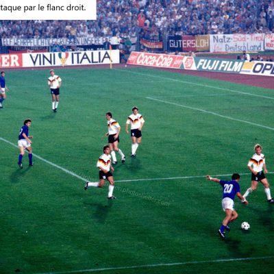 Championnat d'Europe des nations 1988 en Allemagne de l'ouest, Groupe 1: Allemagne de l'ouest - Italie