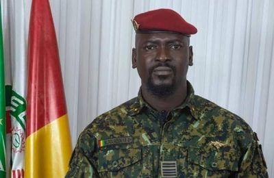 Guinée : le colonel Doumbouya met à la retraite plus de 40 généraux