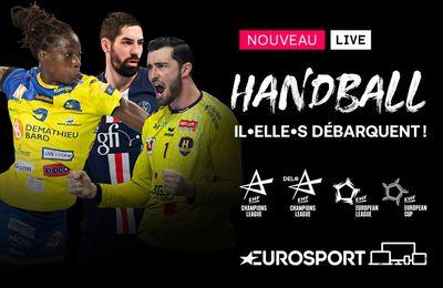 Eurosport s'offre les droits des compétitions européennes de handball