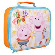 Sac rectangulaire  isolé Peppa Pig