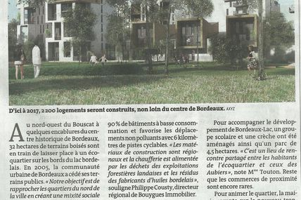 Des quartiers en restructuration en France (2)