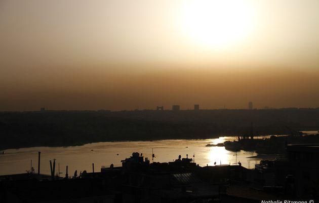 Ivresse nocturne d'Istanbul