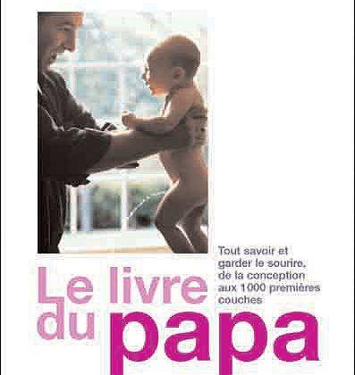 """A lire : """"Le livre du papa"""", de Giacomo Papi"""