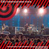 U2 -Vertigo Tour -05/08/2005 -Nice -France Parc des Sports Charles Ehrmann - U2 BLOG