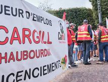 Cargill : dividendes records, licenciements massifs à l'usine d'Haubourdin
