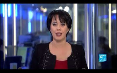 2012 04 12 @23H00 - ANNETTE YOUNG, FRANCE 24, LIVE FROM PARIS