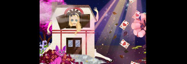"""COLLECTION OHMYLOFT : dans ma bibliothèque de rêve il y a """"Dollz in Wonderland"""" et """"les contes de Grimm""""  (2013/2014)"""