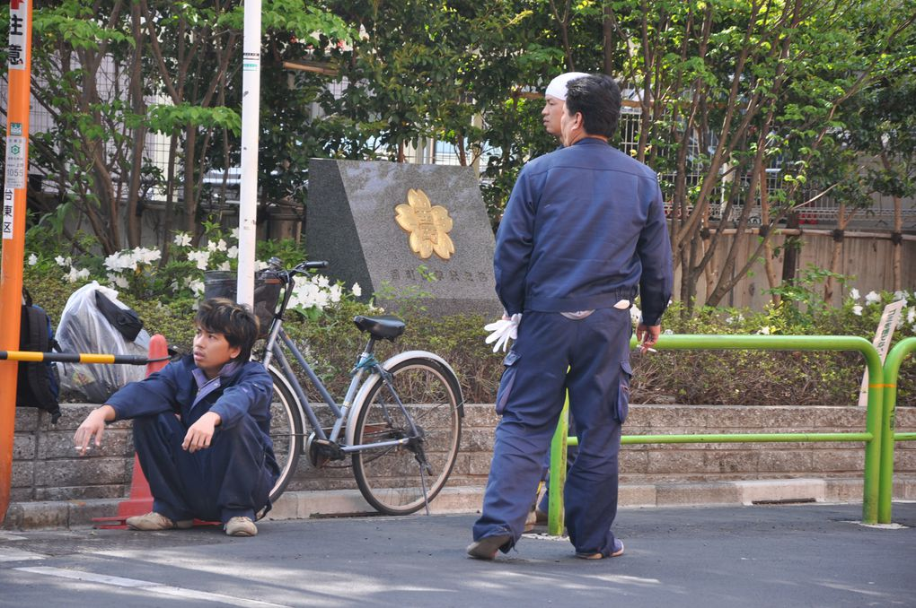 Album - 08-Tokyo, deuxieme jour