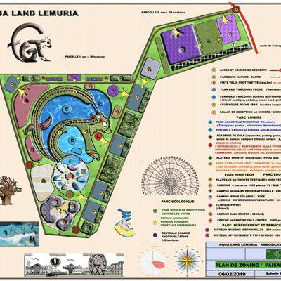 AQUA LAND LEMURIA ® ANTANANARIVO    -   MADAGASCAR