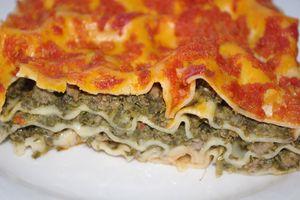 Lasagnes aux blettes de mémé Guitte