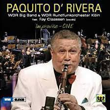 Paquito d'Rivera: Improvise-One