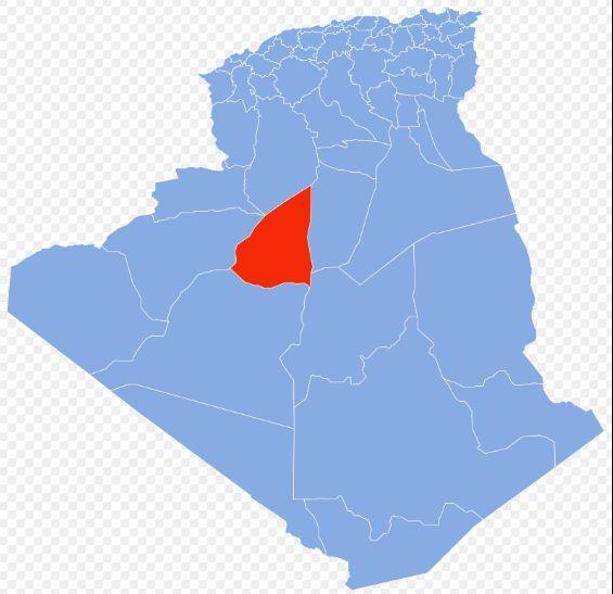 Découpage administratif de la wilaya de Timimoun التقسيم الإداري لولاية تميمون