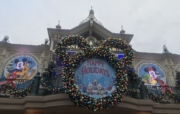 Le Noël enchanté Disney à Disneyland Paris (2019)