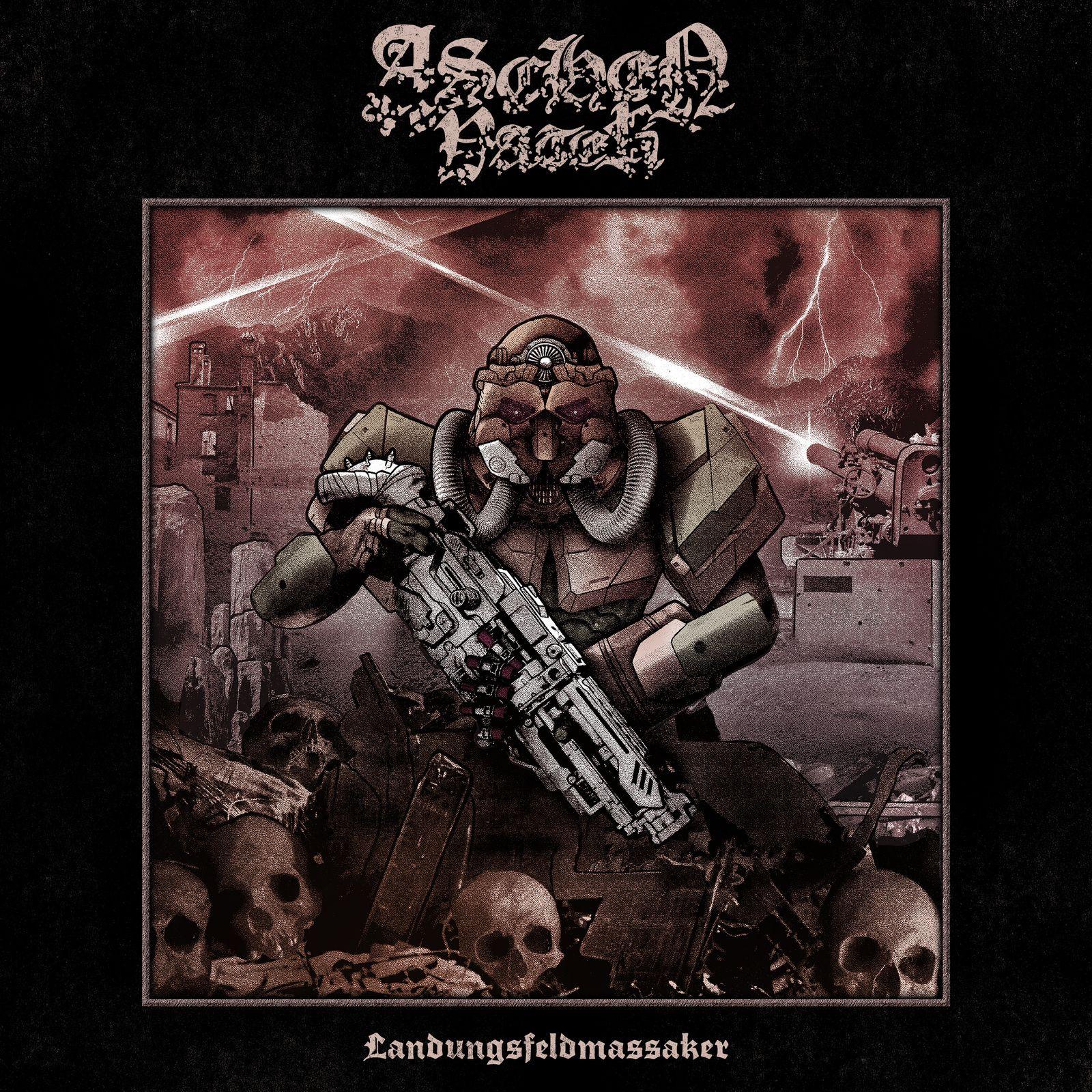 ASCHENVATER-'Landungsfeldmassaker'