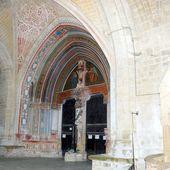 Eglise suite et fin de la visite - Autour de