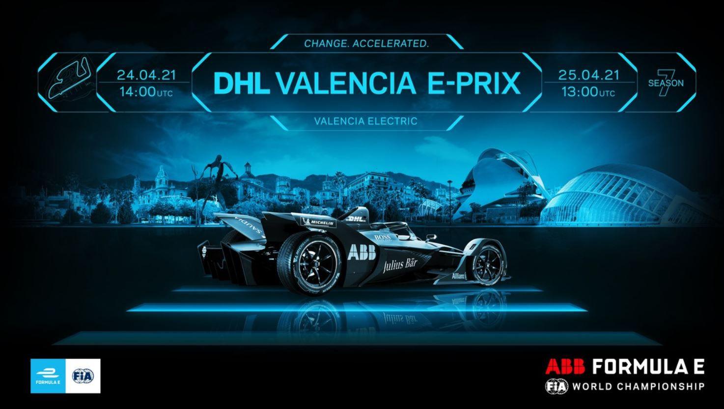 E-Prix de Valence : Sur quelles chaînes suivre la course ce dimanche ?
