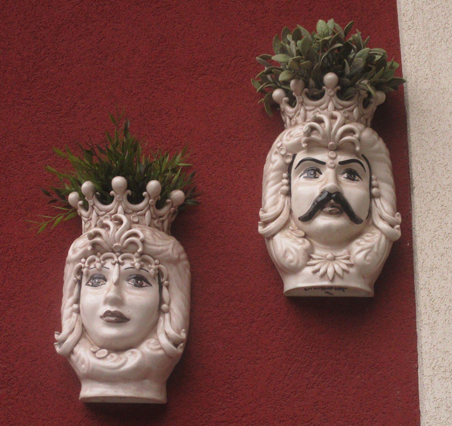Sicile - La légende de la Testa di Moro