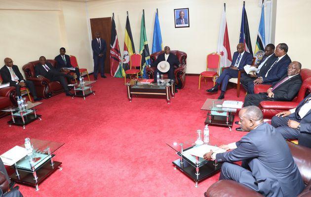 Le 20ème Sommet des Chefs d'Etat de l'EAC vient d'être reporté