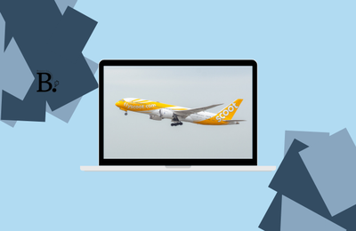 From BER to Singapore via Athens with Singapore Airlines subsidiary Scoot