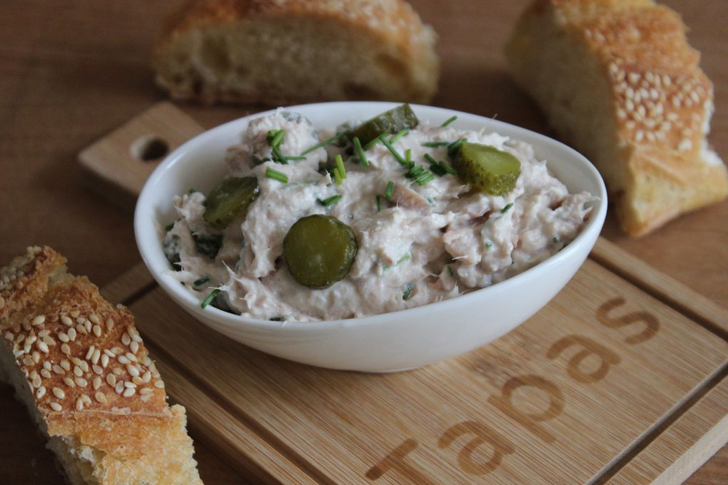 RILLETTES DE THON LIGHT