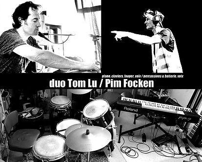 Duo Tom Lu & Pim Focken