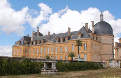 Château Digoine ( 71430 Palinges, Saône et Loire)