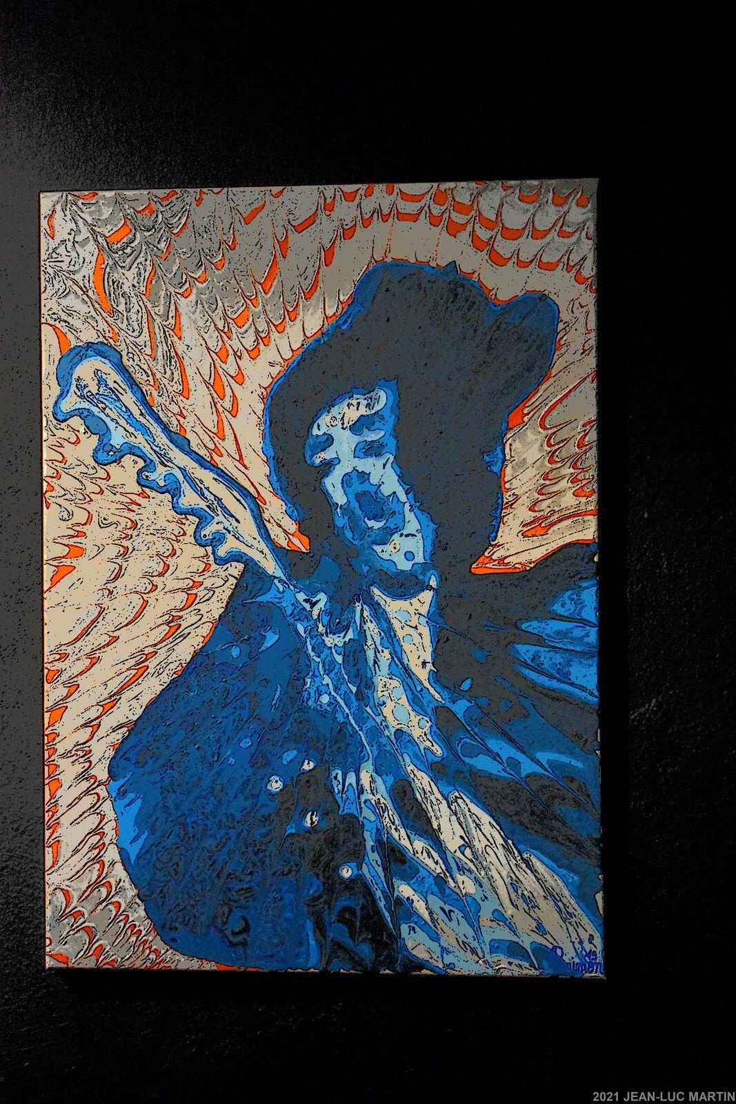 IMMY HENDRIX VOUS ATTEND AU MUSEE INTERNATIONAL DES ARTS MODESTES A SETE