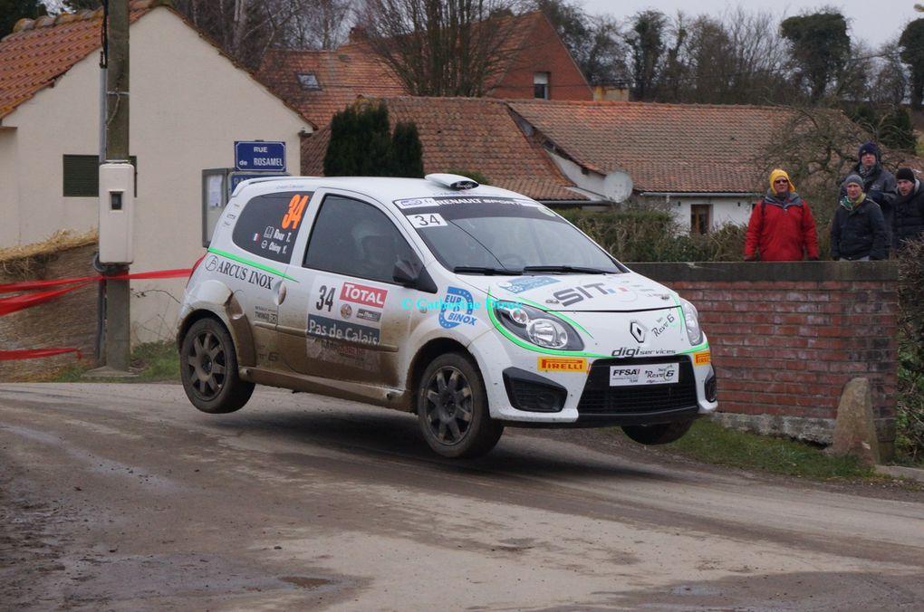 Championnat de France des Rallyes.