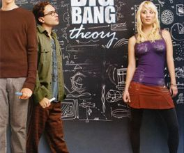 "La série ""The big bang theory"" arrive sur NRJ 12"