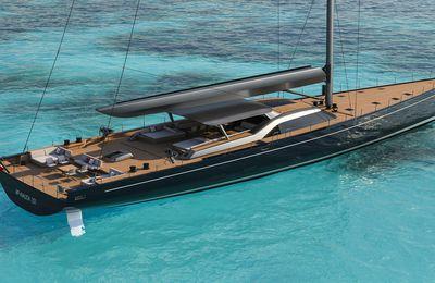 Nauta Design lance le R/P Nauta 151, un nouveau superyacht de 46 mètres !