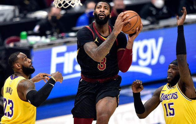 Andre Drummond va signer aux Los Angeles Lakers