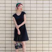 Le patron gratuit de la semaine : la robe Madeline - FR - La Maison Victor
