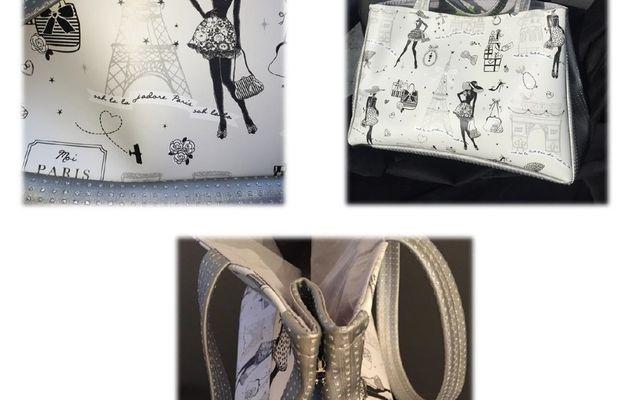 Sac à main avec aimants - Tuto Couture PDF et Vidéo