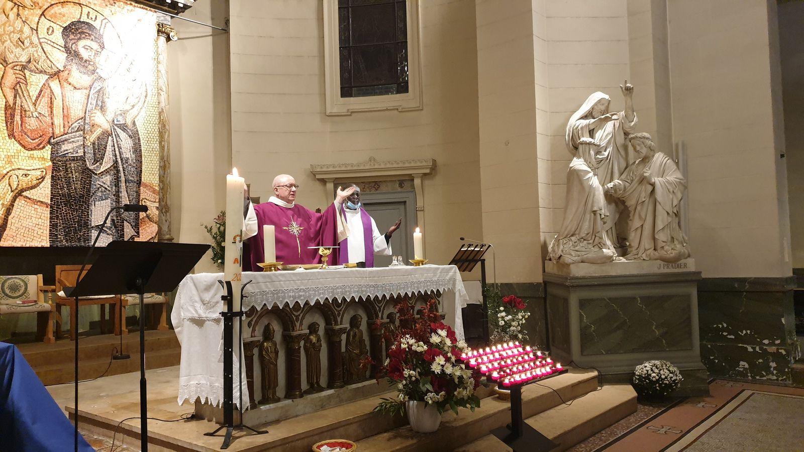 Chemin de deuil, chemin d'espérance - Homélie du Père Marc Piallat du 2 novembre 2020