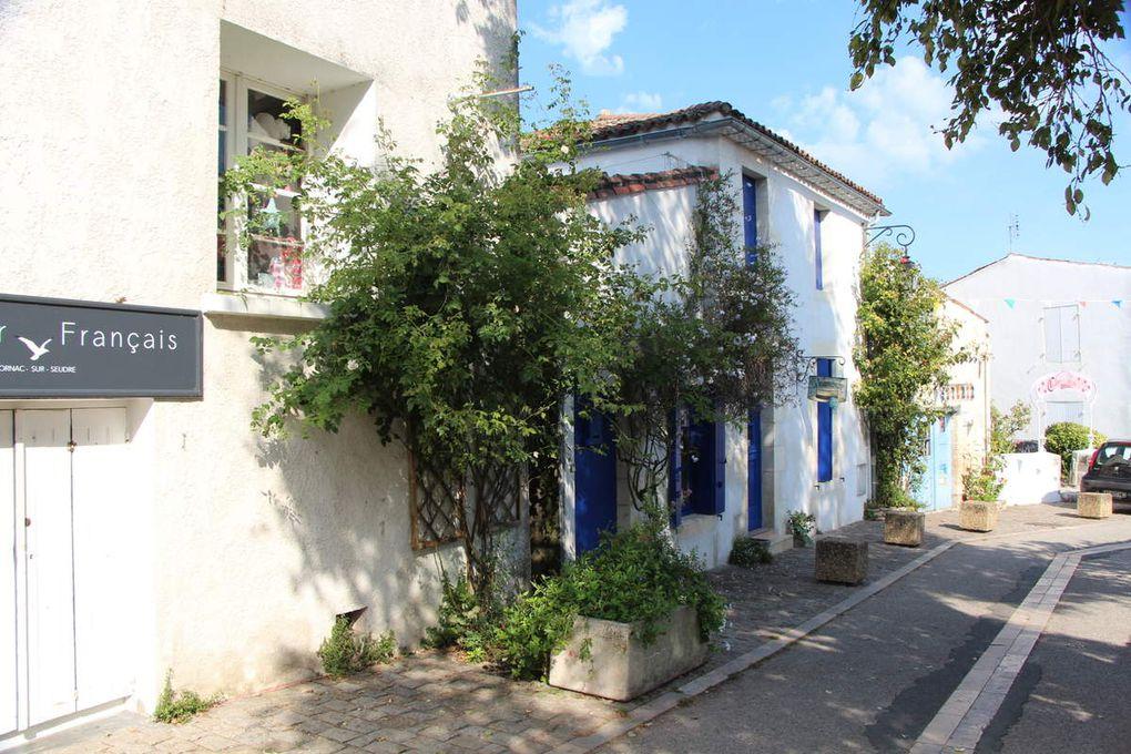 Mornac sur Seudre, plus beau village de France