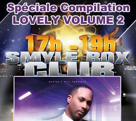 LOVELY VOLUME 2 en interview dans le SMYLE BOX CLUB sur leblogduzouk.net