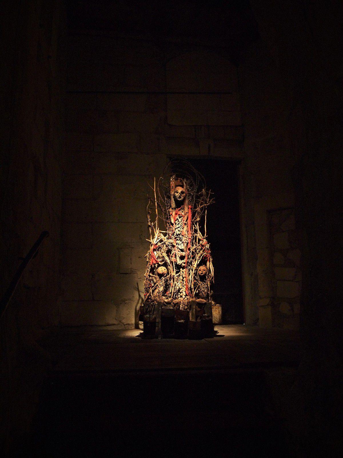 L'Autel des offrandes, 160 x 82 cm, 2012