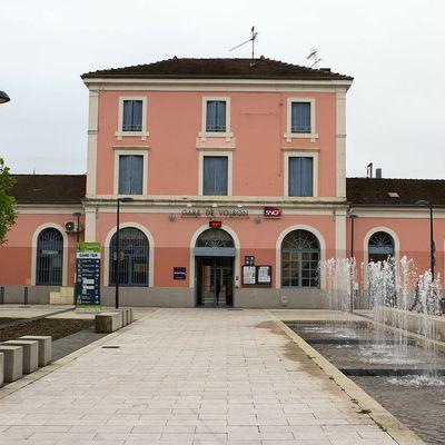 Gare de Voiron (38)