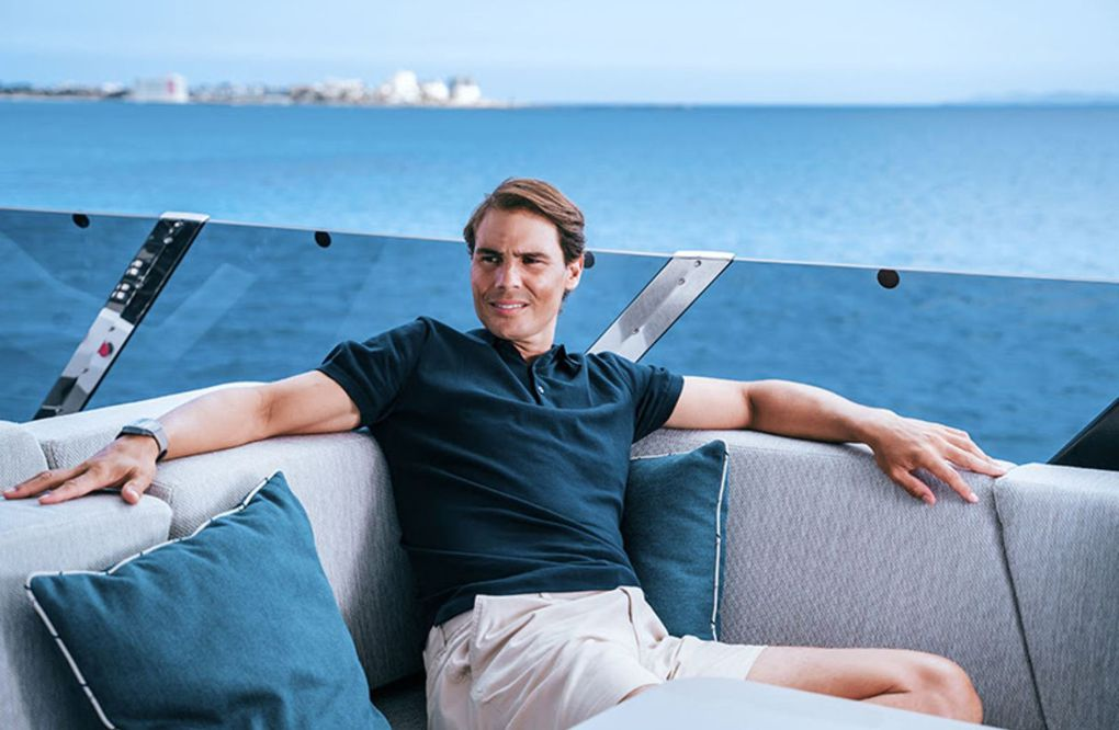 80 Sunreef Power - discovery of Great White, Rafael Nadal's catamaran motoryacht