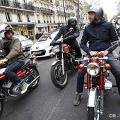 Plan antipollution de Paris : camions et cars sanctionnés avant motos et scooters