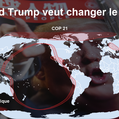 "Recension: ""COMMENT DONALD TRUM A-T-IL CHANGE LE MONDE ? LE RECUL DES RELATIONS INTERNATIONALES."