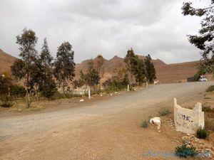 Camping Kasbah Jurassique (Maroc en camping-car)