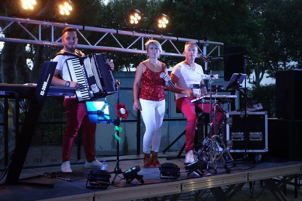 Orchestre musette à Lodève